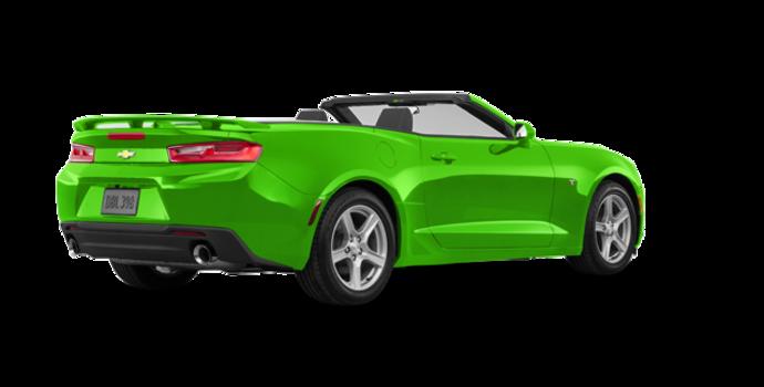2017 Chevrolet Camaro convertible 1LT | Photo 5 | Krypton Green