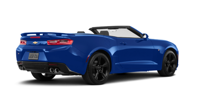 2017 Chevrolet Camaro convertible 1LT | Photo 5 | Hyper Blue Metallic