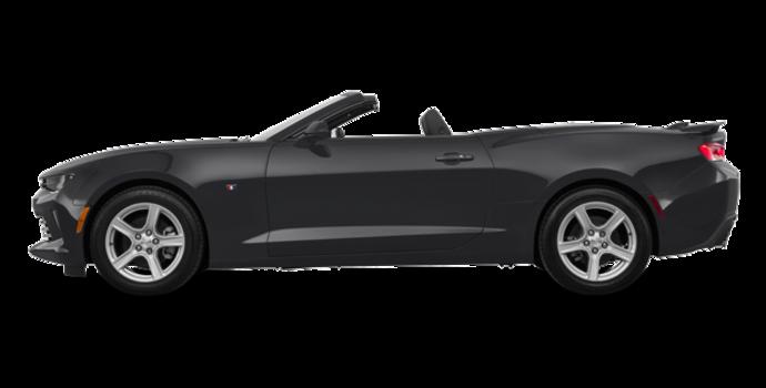 2017 Chevrolet Camaro convertible 2LT | Photo 4 | Nightfall Grey Metallic