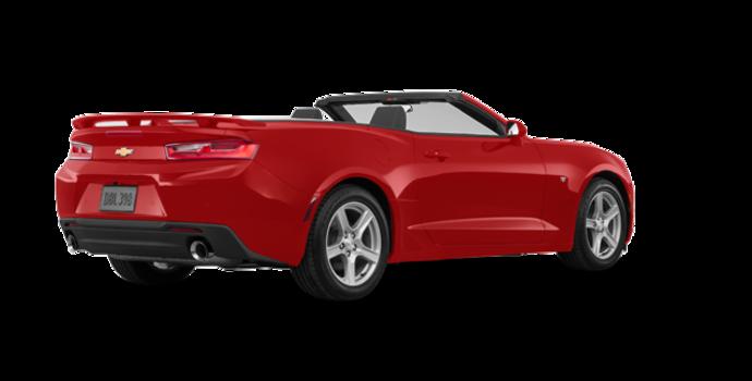 2017 Chevrolet Camaro convertible 2LT | Photo 5 | Garnet Red
