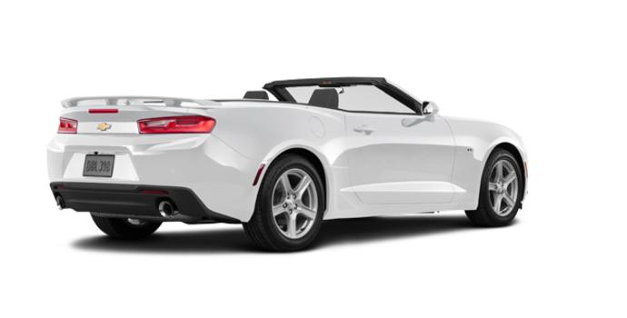 2017 Chevrolet Camaro convertible 2LT | Photo 5 | Summit White