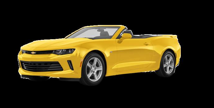 2017 Chevrolet Camaro convertible 2LT | Photo 6 | Bright Yellow