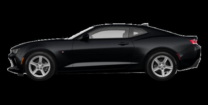 2017 Chevrolet Camaro coupe 1LS | Photo 4 | Black