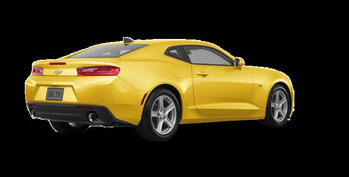 2017 Chevrolet Camaro coupe 1LS | Photo 5 | Bright Yellow