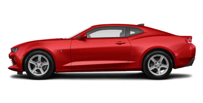 2017 Chevrolet Camaro coupe 1LT | Photo 4 | Red Hot
