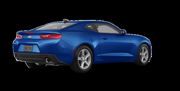 2017 Chevrolet Camaro coupe 1LT | Photo 5 | Hyper Blue Metallic