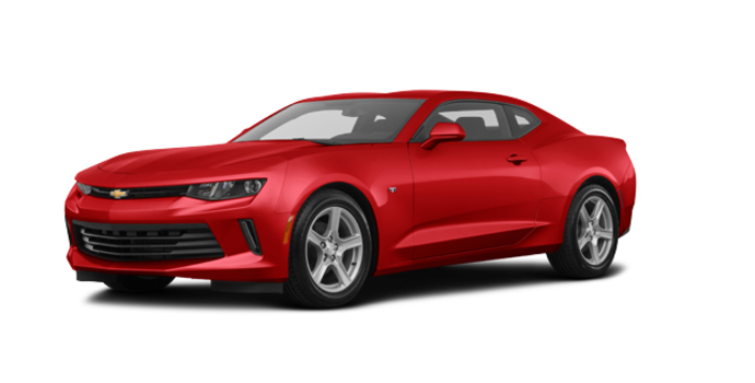 2017 Chevrolet Camaro coupe 1LT | Photo 6 | Red Hot