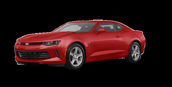 2017 Chevrolet Camaro coupe 1LT | Photo 6 | Garnet Red