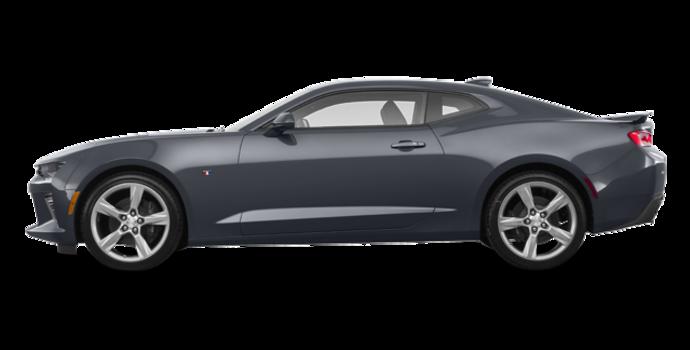 2017 Chevrolet Camaro coupe 2SS   Photo 4   Nightfall Grey Metallic