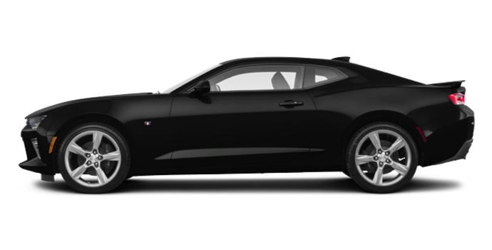 2017 Chevrolet Camaro coupe 2SS   Photo 4   Black