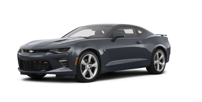 2017 Chevrolet Camaro coupe 2SS   Photo 6   Nightfall Grey Metallic