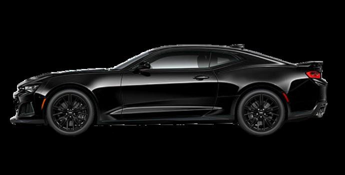 2017 Chevrolet Camaro coupe ZL1 | Photo 4 | Black