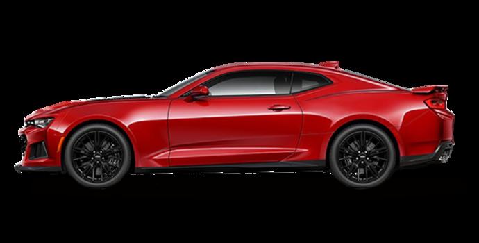 2017 Chevrolet Camaro coupe ZL1 | Photo 4 | Garnet Red