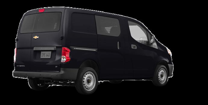 2017 Chevrolet City Express 1LT | Photo 5 | Black Pipe