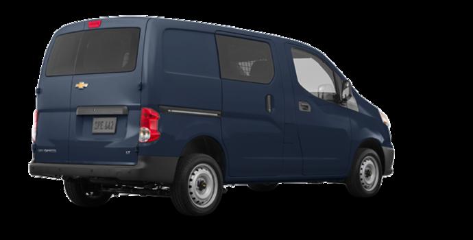 2017 Chevrolet City Express 1LT | Photo 5 | Blue Ink