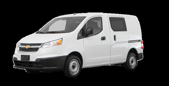2017 Chevrolet City Express 1LT | Photo 6 | Designer White