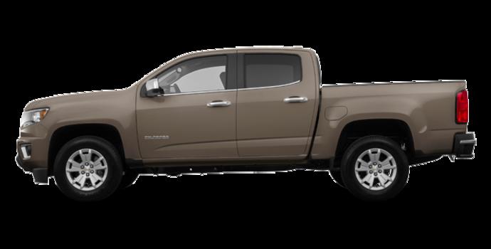 2017 Chevrolet Colorado LT | Photo 4 | Brownstone Metallic