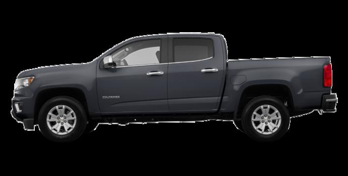 2017 Chevrolet Colorado LT | Photo 4 | Cyber Grey Metallic