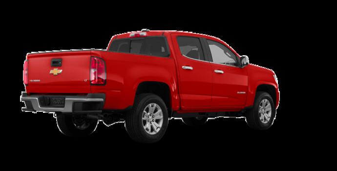 2017 Chevrolet Colorado LT | Photo 5 | Red Hot