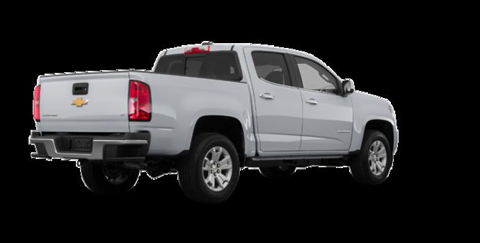2017 Chevrolet Colorado LT | Photo 5 | Silver Ice Metallic