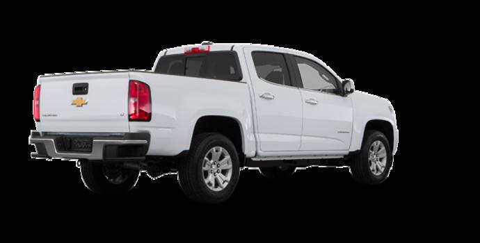 2017 Chevrolet Colorado LT | Photo 5 | Summit White