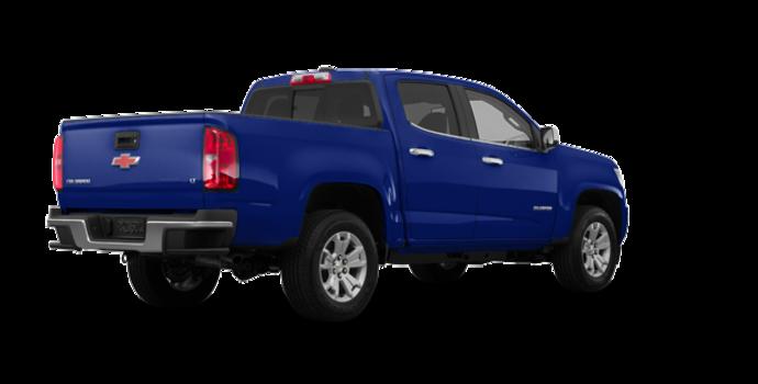 2017 Chevrolet Colorado LT | Photo 5 | Laser Blue Metallic