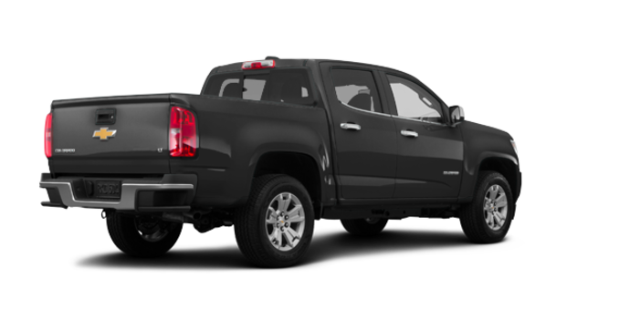 2017 Chevrolet Colorado LT | Photo 5 | Graphite Metallic