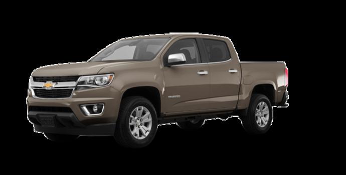 2017 Chevrolet Colorado LT | Photo 6 | Brownstone Metallic