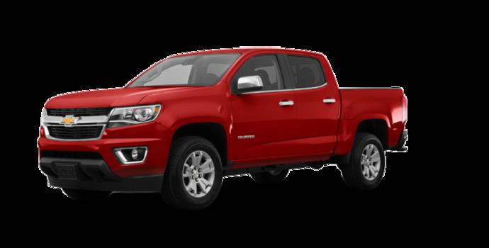 2017 Chevrolet Colorado LT | Photo 6 | Cajun Red