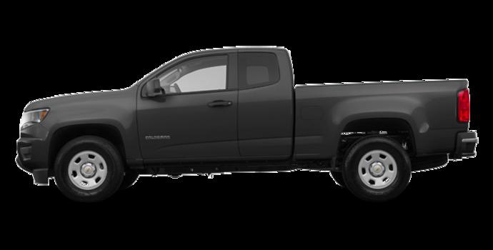 2017 Chevrolet Colorado WT | Photo 4 | Graphite Metallic