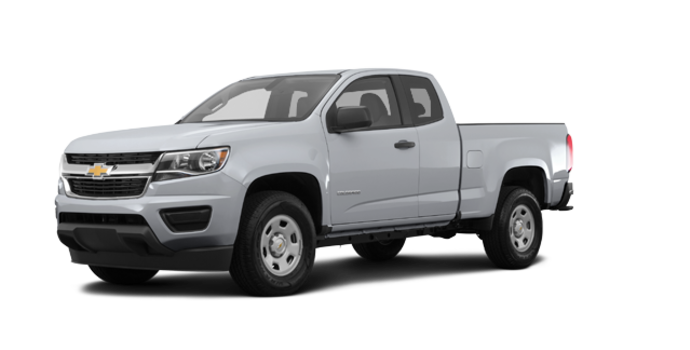 2017 Chevrolet Colorado WT | Photo 6 | Silver Ice Metallic