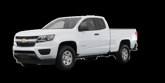 2017 Chevrolet Colorado WT | Photo 6 | Summit White