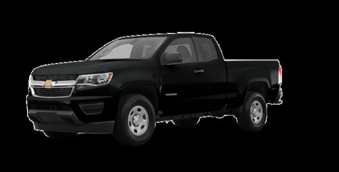 2017 Chevrolet Colorado WT | Photo 6 | Black