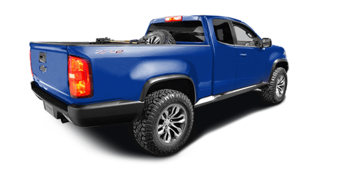 2017 Chevrolet Colorado ZR2   Photo 5   Laser Blue Metallic