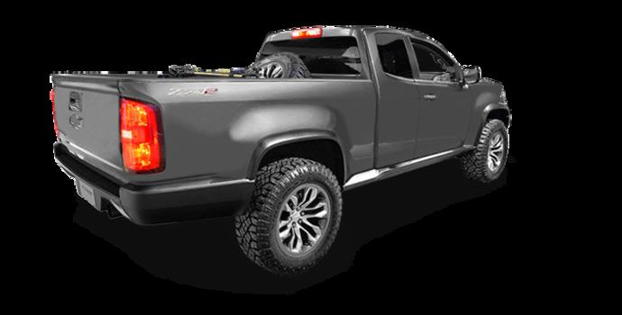 2017 Chevrolet Colorado ZR2   Photo 5   Graphite Metallic