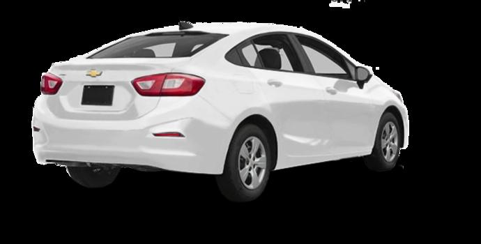 2017 Chevrolet Cruze LS   Photo 5   Summit White