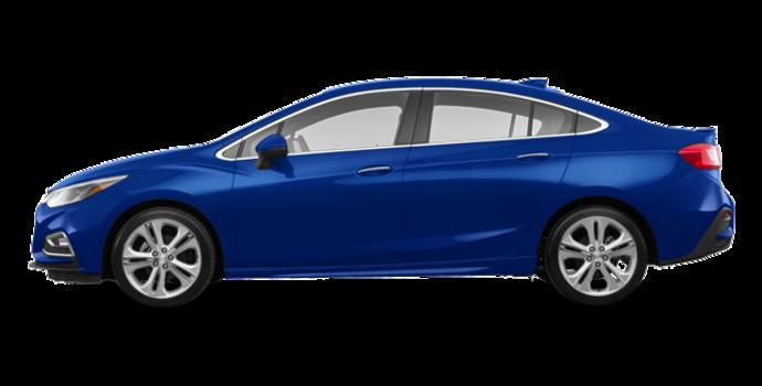 2017 Chevrolet Cruze PREMIER | Photo 4 | Kinetic Blue Metallic