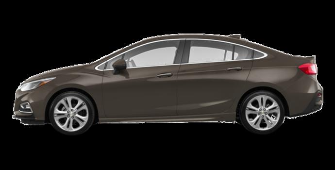 2017 Chevrolet Cruze PREMIER | Photo 4 | Pepperdust Metallic