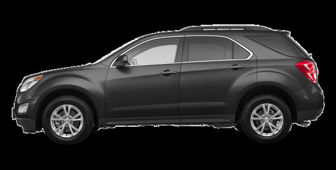 2017 Chevrolet Equinox LT   Photo 4   Nightfall Grey Metallic