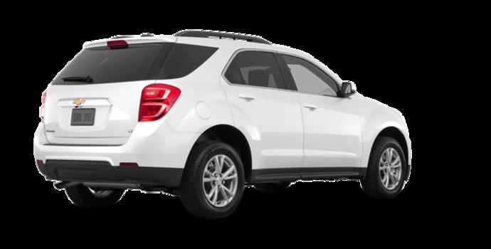 2017 Chevrolet Equinox LT   Photo 5   Summit White