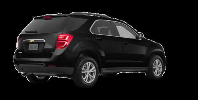 2017 Chevrolet Equinox LT   Photo 5   Black