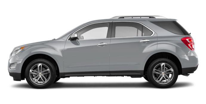 2017 Chevrolet Equinox PREMIER | Photo 4 | Silver Ice Metallic