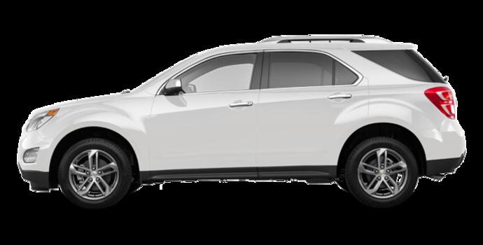 2017 Chevrolet Equinox PREMIER | Photo 4 | Summit White