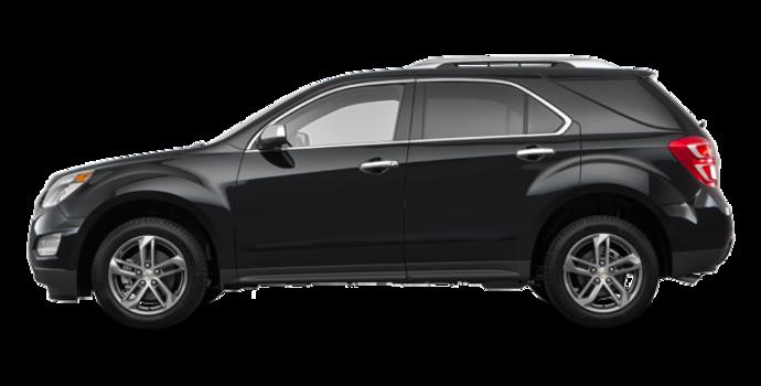 2017 Chevrolet Equinox PREMIER | Photo 4 | Mosaic Black Metallic