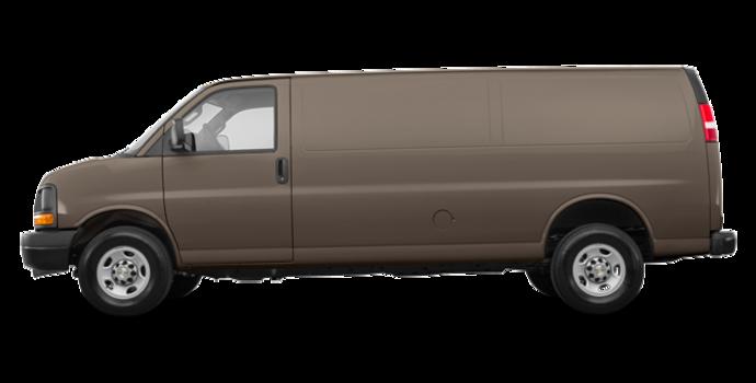 2017 Chevrolet Express 2500 CARGO | Photo 4 | Brownstone Metallic