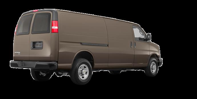 2017 Chevrolet Express 2500 CARGO | Photo 5 | Brownstone Metallic