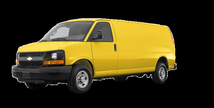 2017 Chevrolet Express 2500 CARGO | Photo 6 | Wheatland Yellow
