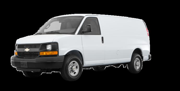 2017 Chevrolet Express 3500 CARGO | Photo 6 | Summit White