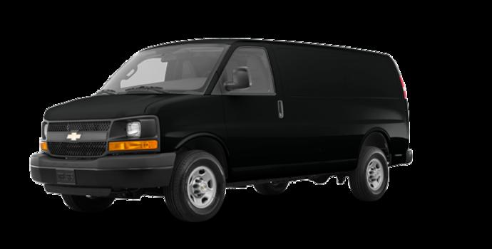 2017 Chevrolet Express 3500 CARGO | Photo 6 | Black