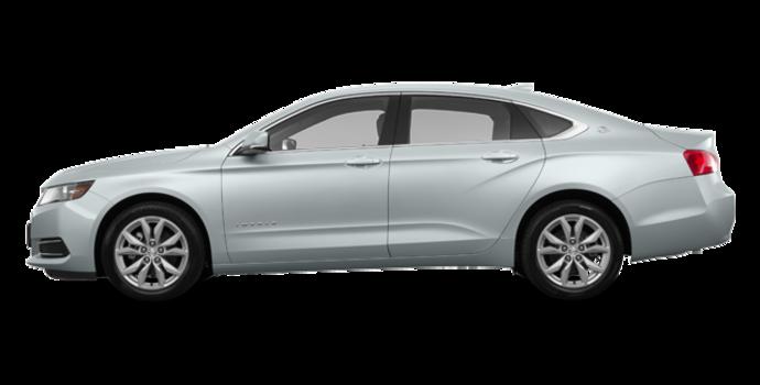 2017 Chevrolet Impala 1LT | Photo 4 | Silver Ice Metallic
